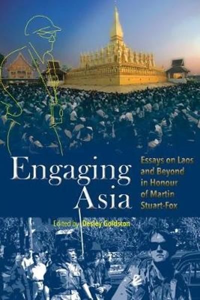 Engaging Asia - Desley Goldston