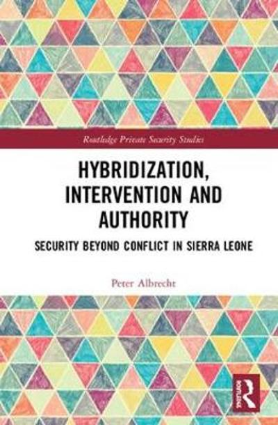 Hybridization, Intervention and Authority - Peter Albrecht