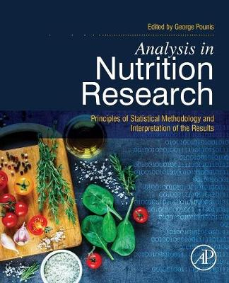 Analysis in Nutrition Research - George Pounis