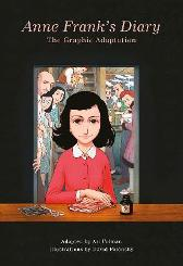 Anne Frank's Diary: The Graphic Adaptation - Anne Frank David Polonsky
