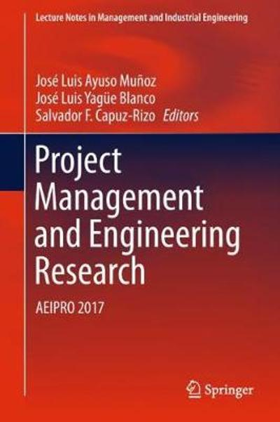 Project Management and Engineering Research - Jose Luis Ayuso Munoz