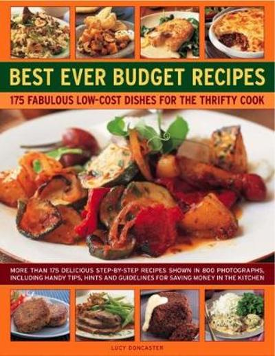 Best Ever Budget Recipes - Lucy Doncaster