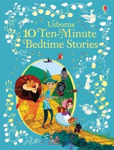 10 Ten-Minute Bedtime Stories - Various