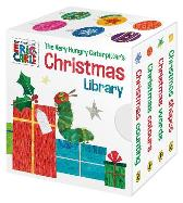 The Very Hungry Caterpillar's Christmas Library - Eric Carle