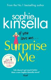 Surprise me - Sophie Kinsella