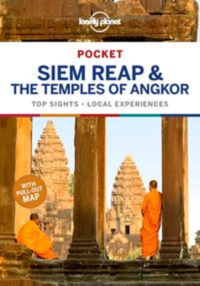Pocket Siem Reap & the temples of Angkor - Nick Ray