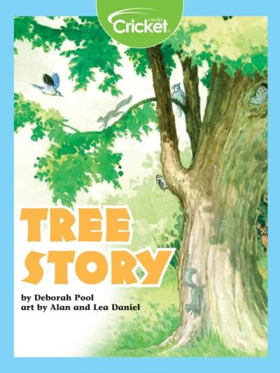 Tree Story - Deborah Pool