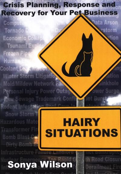 Hairy Situations - Sonya Wilson