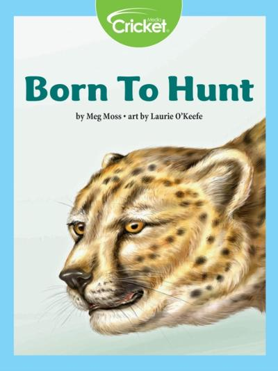 Born to Hunt - Meg Moss