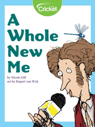 Whole New Me - Nicole Gill