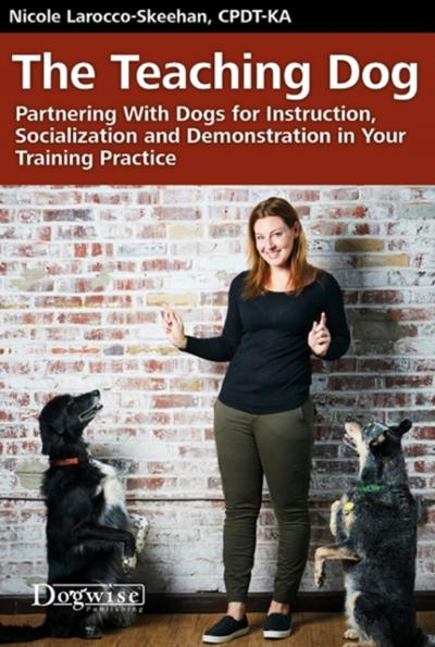Teaching Dog - Nicole Larocco-Skeehan