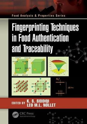 Fingerprinting Techniques in Food Authentication and Traceability - K. S. Siddiqi