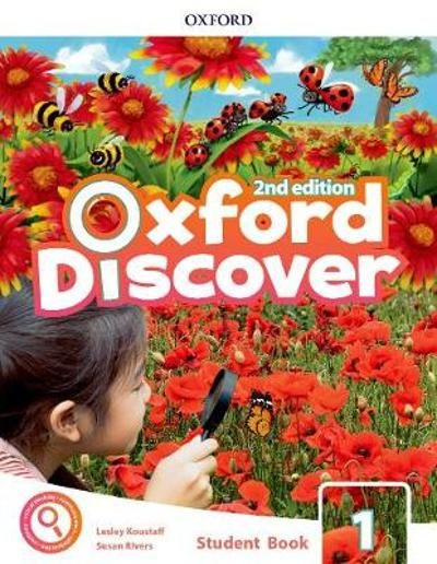 Oxford Discover: Level 1: Student Book Pack -