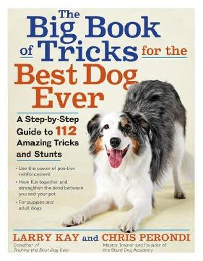 The Big Book of Tricks for the Best Dog Ever - Larry Kay