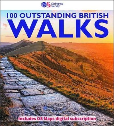 100 Outstanding British walks -