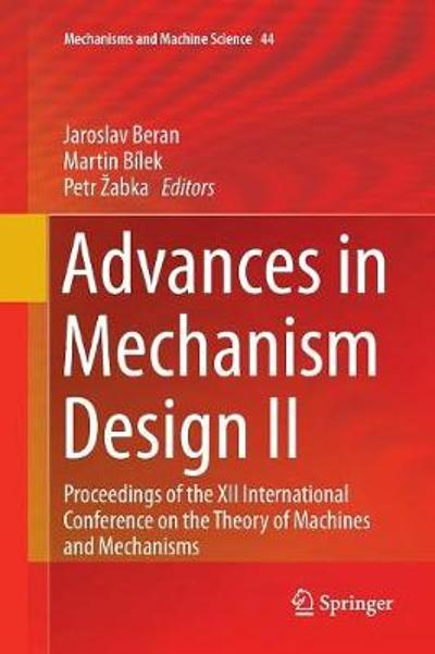 Advances in Mechanism Design II - Jaroslav Beran