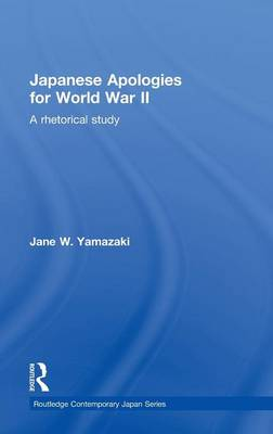 Japanese Apologies for World War II - Jane Yamazaki
