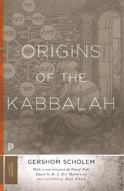 Origins of the Kabbalah - Gershom Gerhard Scholem