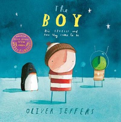The Boy - Oliver Jeffers