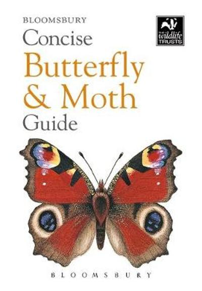 Concise Butterfly and Moth Guide - Bloomsbury