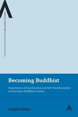 Becoming Buddhist - Glenys Eddy