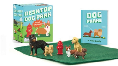 Desktop Dog Park - Conor Riordan
