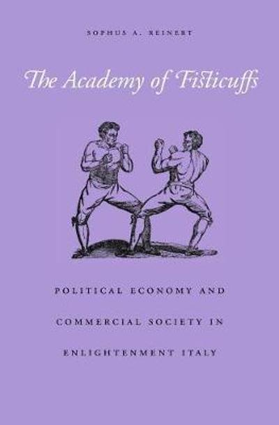 The Academy of Fisticuffs - Sophus A. Reinert