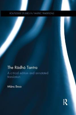 The Radha Tantra - Mans Broo