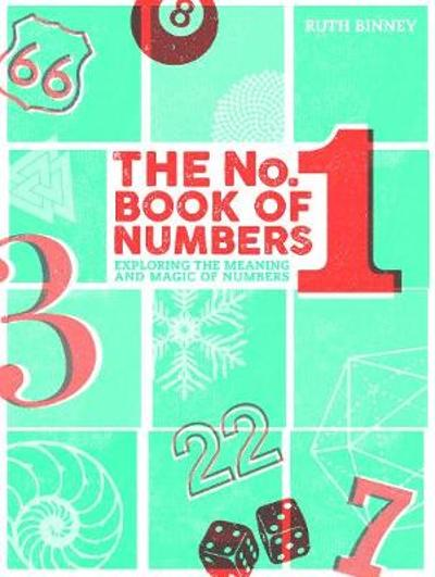 The No.1 Book of Numbers - Ruth Binney