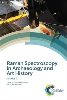 Raman Spectroscopy in Archaeology and Art History - Peter Vandenabeele