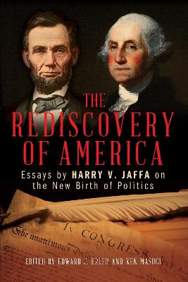 The Rediscovery of America - Edward J. Erler