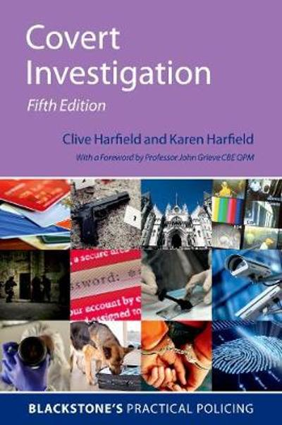 Covert Investigation - Clive Harfield