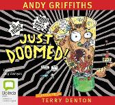 Just Doomed! - Andy Griffiths Stig Wemyss