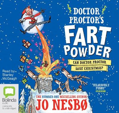 Can Doctor Proctor Save Christmas? - Jo Nesbo