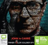 Tinker Tailor Soldier Spy - John le Carre Michael Jayston AudioGo