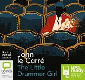 The Little Drummer Girl - John le Carre Michael Jayston AudioGo