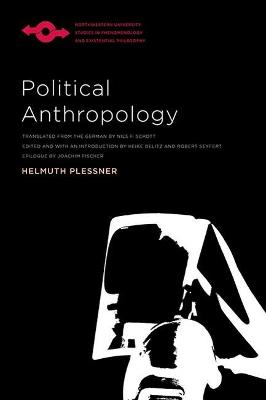 Political Anthropology - Helmuth Plessner