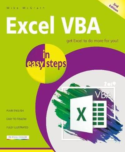 Excel VBA in easy steps - Mike McGrath