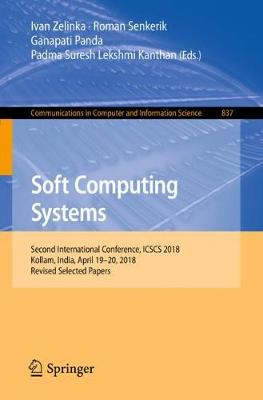 Soft Computing Systems - Ivan Zelinka