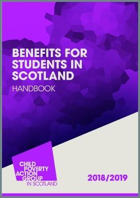 Benefits for Students in Scotland Handbook - Angela Toal