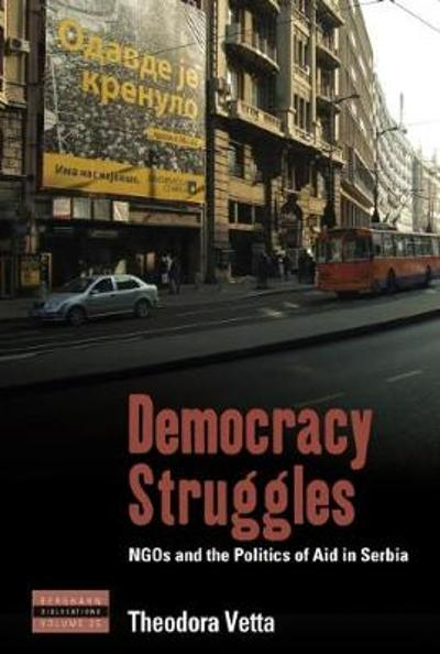 Democracy Struggles - Theodora Vetta