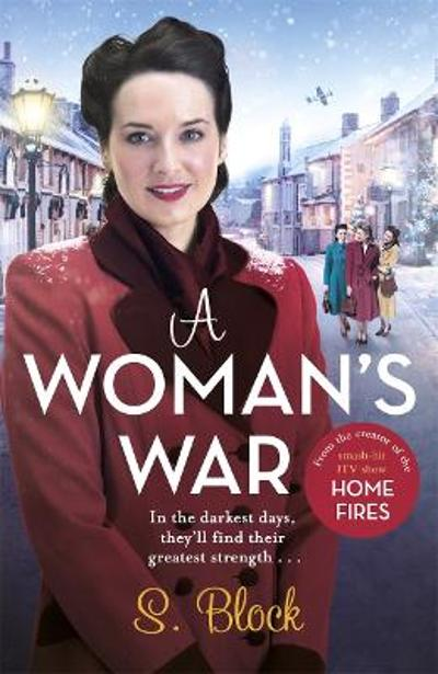 A Woman's War - S. Block