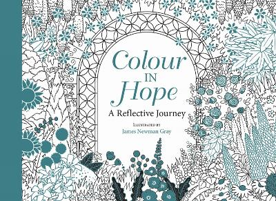 Colour in Hope Postcards - James Newman Gray