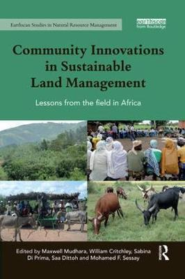 Community Innovations in Sustainable Land Management - Maxwell Mudhara