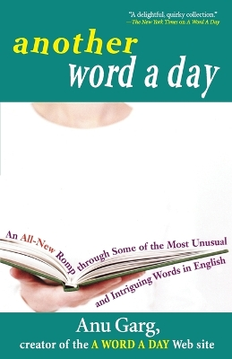 Another Word a Day - Anu Garg