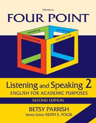Four Point Listening and Speaking 2 - Betsy Parrish
