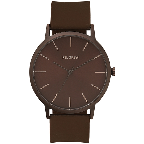 Aurelia Brown Watch - Pilgrim