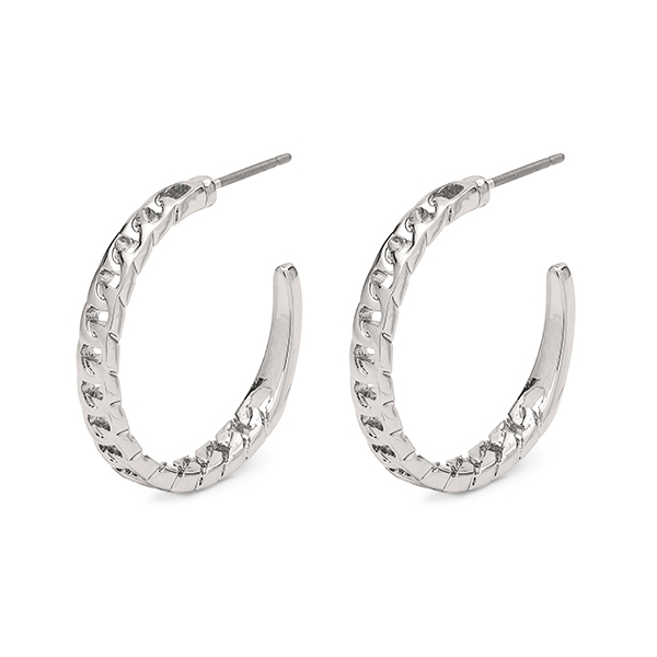 Delilah Silver Earrings - Pilgrim