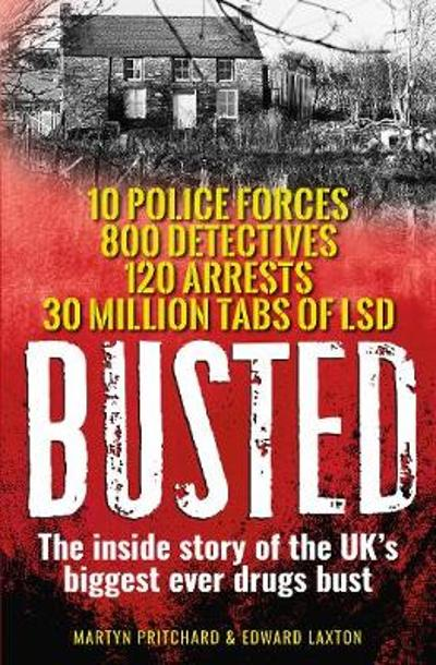 Busted - Martyn Pritchard