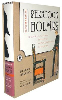 The New Annotated Sherlock Holmes - Sir Arthur Conan Doyle